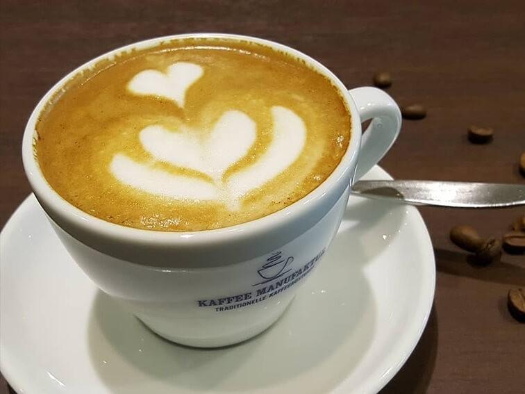 Barista & Latte Art für Fortgeschrittene / 99€ p.P.