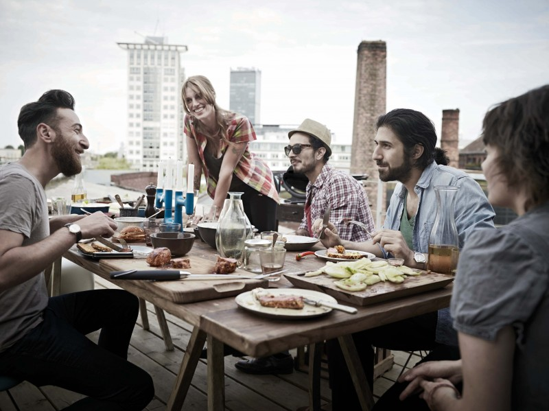 Männer grillen - Frauen chillen / 129€ pro Paar