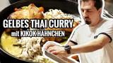 Gelbes Thai Curry mit Kikok Hähnchen