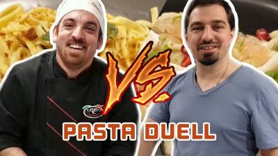 DAS GROßE PASTA-DUELL | Fettuccine VS. Orecchiette